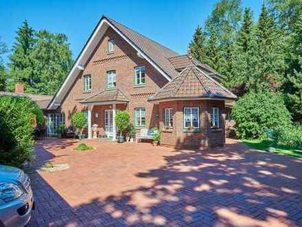Exklusives Vermietungsobjekt!!! - Traumhaftes Einfamilienhaus mit großem Grundstück - Lilienthal
