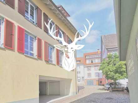 Stilvolle Wohnung mit ausgezeichneter Wohnqualität zu vermieten - Whg. Nr. 2