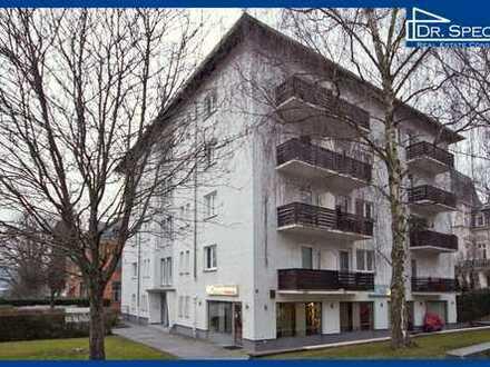 Topp vermietete, zentral gelegene Wohnung als attraktive Geldanlage!