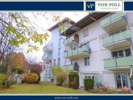 Ansprechende 2-Zi. Wohnung mit Balkon in Nördlingen - vermietet