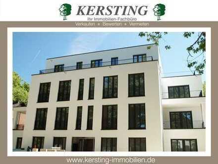 Krefeld Stadtwald - DIE Adresse! Exklusive Erdgeschosswohnung mit Bestausstattung und schönem Balkon