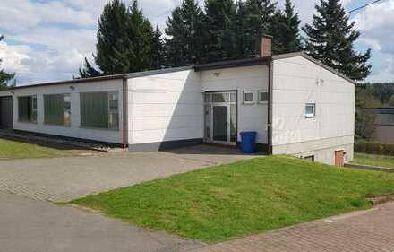 Lagerhalle mit Sozialräumen und Büro 287m² Fläche