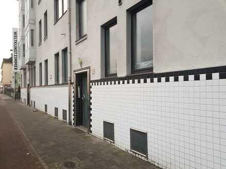 Charmante 4-Zimmer-Wohnung mit Balkon und Einbauküche im Szeneviertel Düsseldorf-Flingern