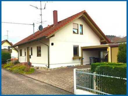 Helles, gepflegtes Schwörer-Einfamilienhaus in sehr ruhiger Lage von Aitrach
