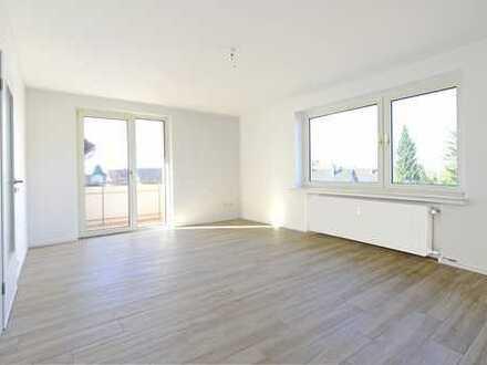 Erstbezug nach Sanierung: ansprechende 2-Zimmer-Wohnung mit Süd-Balkon in Bad Nenndorf