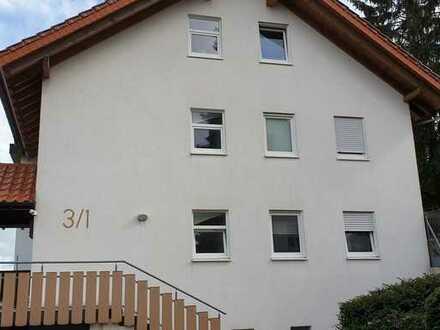 Großzügige 2 Zimmer-Wohnung im Untergeschoss mit Terrasse