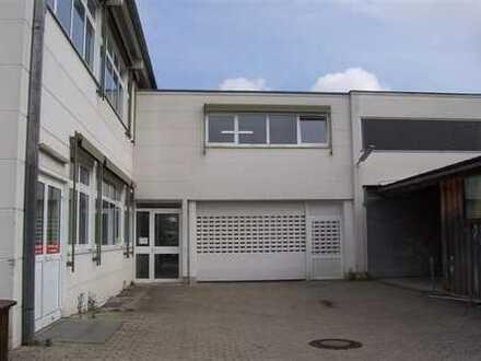 Provisionsfreie Gewerbehalle mit Büro im Gewerbegebiet Hubertusstraße