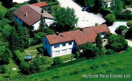 Ruhiges Wohnen im Grünen Weiträumiges Landhaus in Eselsburg