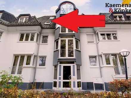 Helle 2 Zi. mit Vollbad und Balkon (vermietet)