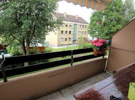 Gepflegt! Frei und ruhig! 2-Zimmer-Wohnung in Mering