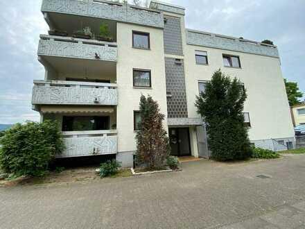 Neu renovierte 4-Zimmer-Wohnung in Leimen-St.Ilgen mit großer Loggia, Tiefgarage+Parkplatz