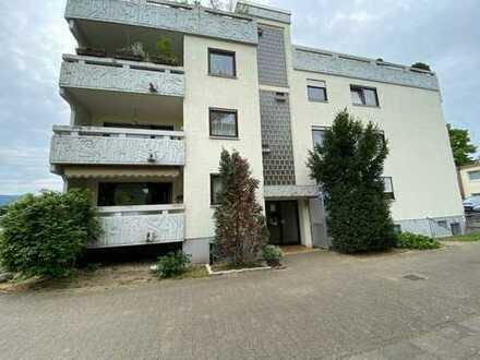 Neu renovierte 4-Zimmer-Wohnung in Leimen-St.Ilgen mit großem Balkon, Tiefgarage+Parkplatz