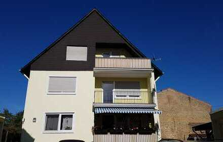 Modernisierte 4-Zimmer-Wohnung mit Balkon in Hessloch