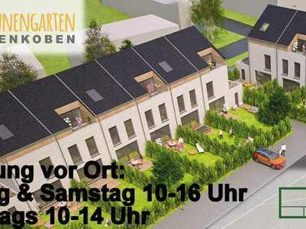 """""""Finanzierungsbeispiel"""" Reihenmittelhaus KFW 55 Typ in exclusiver Wohnlage von Edenkoben"""