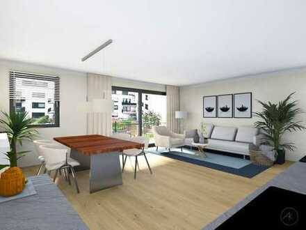 Balkon+Aufzug = Wohnkomfort