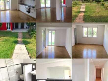 Provisionsfrei: Moderne 4-Zimmer-Wohnung mit Gartenterrasse in Bad Kreuznach
