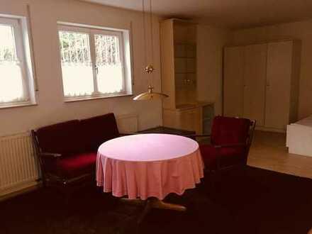Voll möblierte 1-Zimmer-Wohnung in Toplage in Schwäbisch Hall