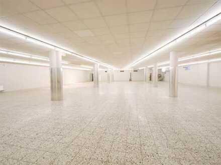 SCHWIND IMMOBILIEN - unschlagbare Einzelhandelsfläche mit Tiefgarage im Lorscher Zentrum