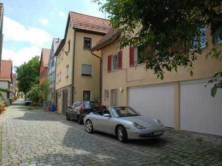 Neuwertige Wohnung in romantischer Altstadt von Marbach
