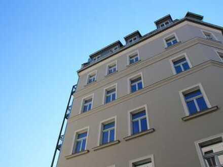 3-Raum-Wohnung - direkt in Plagwitz - mit Südbalkon