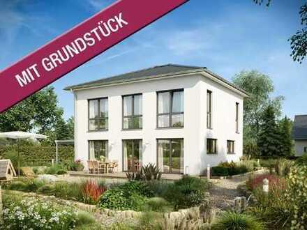 Der Freiraum-Klassiker! Ca. 600m² Grundstück mit großen Südgarten für die ganze Familie