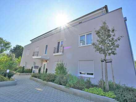NEU am Markt: Zentrumsnahe und neuwertige 3 ZKB-Wohnung mit Einbauküche, TG und Westbalkon zum Kauf