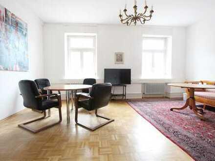Büroeinheit mit Altbaucharme in bester Lage