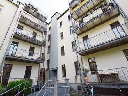Ideal geschnittene 3-Raum-Wohnung in UNI-naher Wohnlage als sicheres Investment!