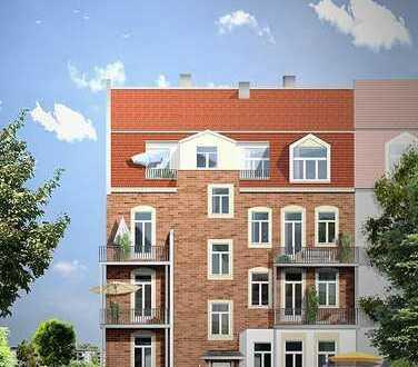 Neu sanierte Vierzimmerwohnungen in ruhiger Lage in Nürnberg Schniegling mit 2 Gartenanteile
