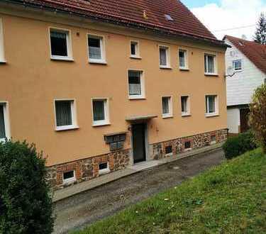 Günstige, gepflegte 4-Zimmer-Wohnung zum Kauf in Masserberg - Fehrenbach
