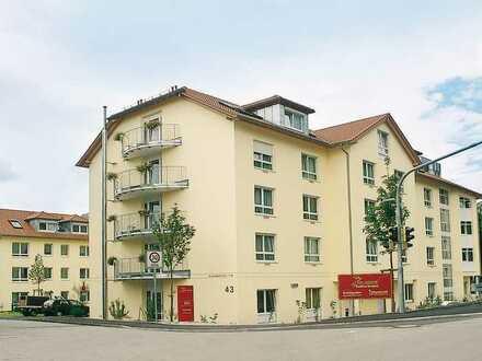 Kempten (Allgäu): Senioren-Residenz: gepflegtes Apartment 59m² zu verkaufen