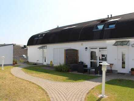 Besonderes Investment: vermietete 5-Zi-Maisonette mit Terrasse in Maintal-Bischofsheim