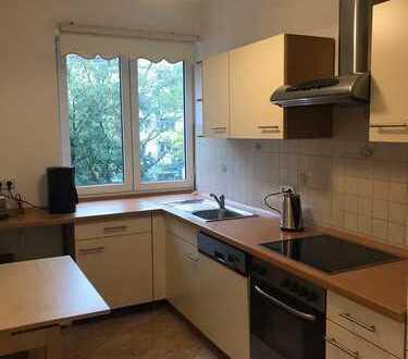 Pauschalmiete Möblierte 2-Zimmer-Wohnung mit Balkon und EBK in Wilmersdorf, Berlin