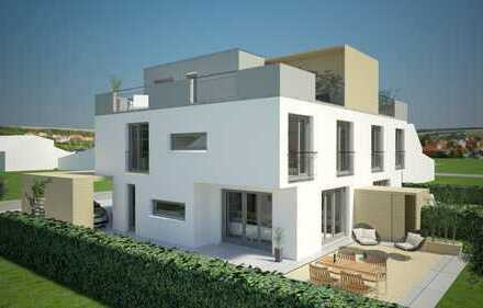 Effiziente und kompakte Doppelhaushälfte in Altrip