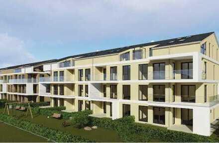 Erstbezug: stilvolle 3-Zimmer-Wohnung mit EBK und Balkon in Augsburg