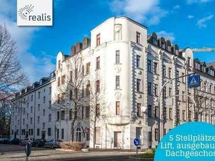INVESTOREN AUFGEPASST: 2 rentable Wohn- und Geschäftshäuser in Chemnitz-Sonnenberg