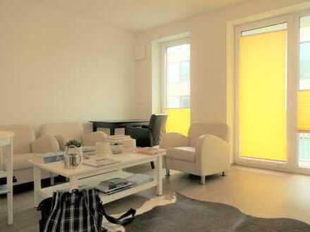 Wasserlage - attraktive 2 Zimmer in der Hafencity mit Einbauküche