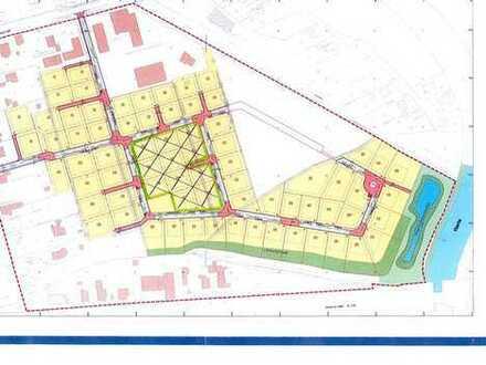 -Provisionsfrei- Attraktives Baugrundstück ( Nr. 70) in zentrumsnaher, ruhiger Lage von Wittmund