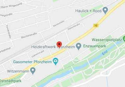 Gepflegte Wohnung mit zwei Zimmern und Einbauküche in Pforzheim