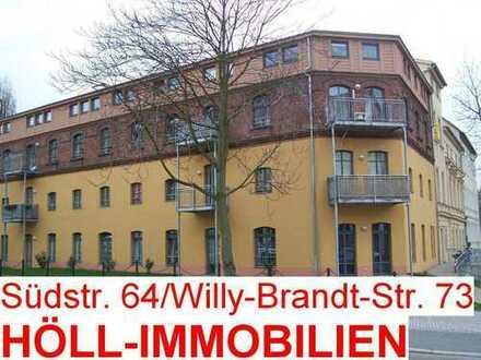 2-Zimmerwohnung in der südlichen Innenstadt mit Balkon, vermietet zu verkaufen