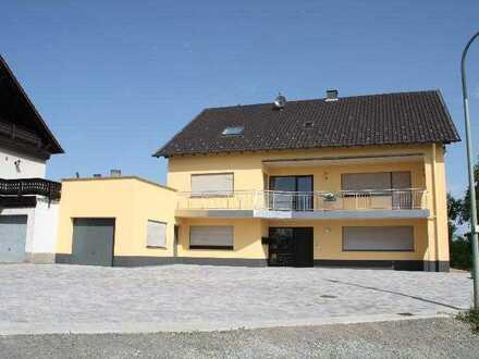 Tolle, moderne Wohnung - Terrasse, Balkon - Garage und Garten ...