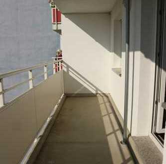 Barrierefreier Zugang - großer Balkon - Schlafnische - im 4.OG