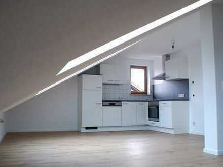 Helle 2-Zimmer-Dachgeschosswohnung in Cham