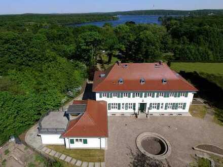 Herrschaftlicher Wohnsitz in excellenter Wohnlage / 3 Wohngebäude und ein Gartenhaus PROVISIONSFREI