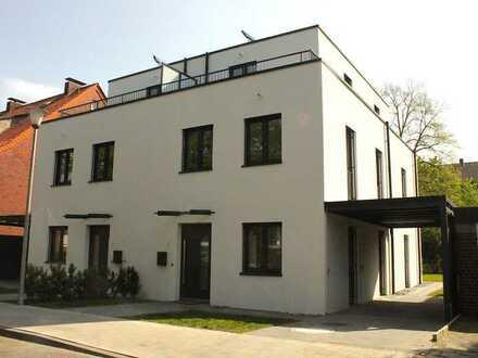 Moderne Neubau-Doppelhaushälfte in beliebter Lage von Münster