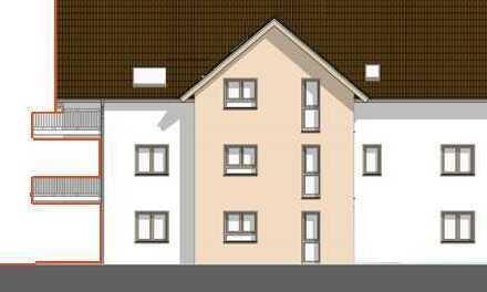 Attraktive Dachgeschosswohnung in Bad Krozingen-Biengen