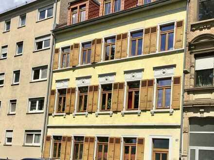 Altbauwohnung mit Neckarblick