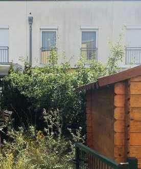 Wohnkomfort mit sonnigem Garten und Dachterrasse !