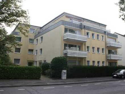 Gemütliche und gut geschnittene 2-Zi-Wohnung mit Balkon in absolut zentraler Wohnlage von Bad Honnef