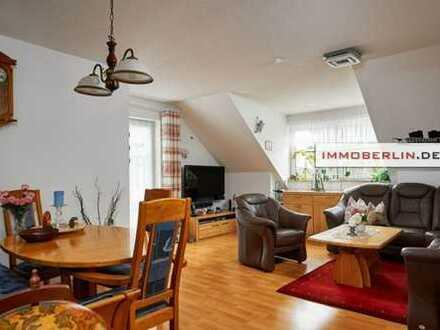 IMMOBERLIN: Helle Wohnung mit ruhigem Südbalkon